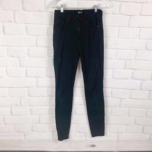 BDG High Rise Twig Black Jeans Skinny 29